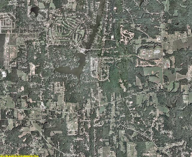 Henry County, Georgia aerial photography