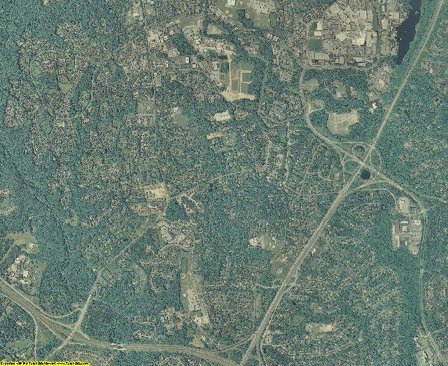 Howard County, Maryland aerial photography