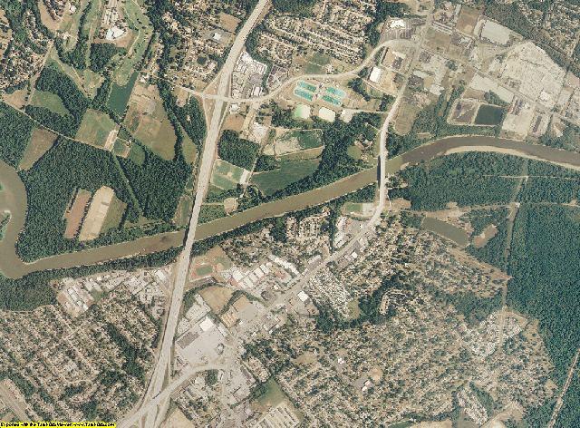 Jefferson County, Missouri aerial photography