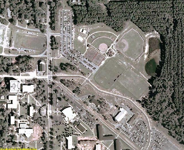 2007 Lamar County, Georgia Aerial Photography