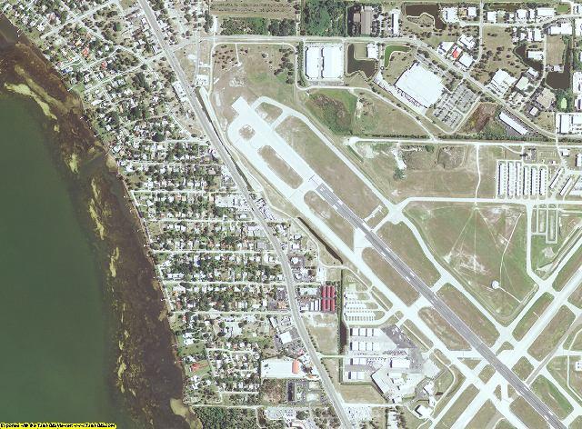 Sarasota County, Florida aerial photography