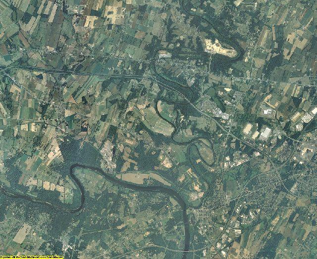 Washington County, Maryland aerial photography