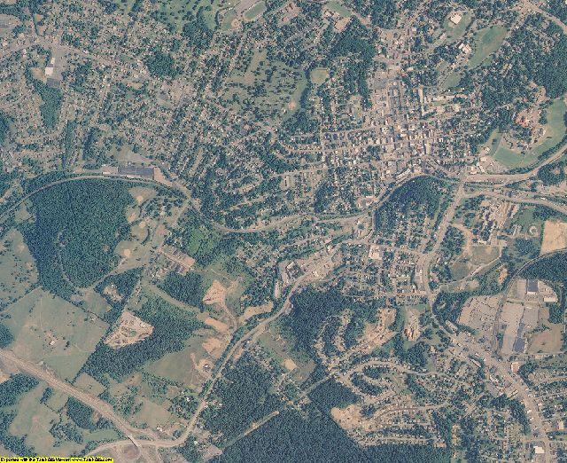 Augusta County, Virginia aerial photography