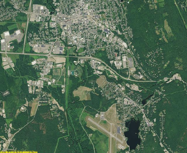 Cheshire County, New Hampshire aerial photography