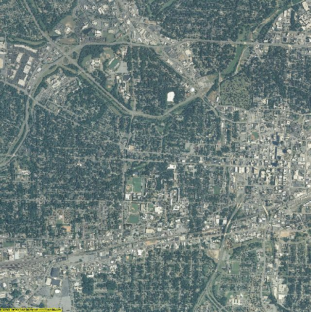 North Carolina aerial photography