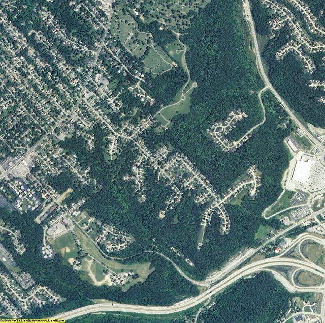 Kenton County, Kentucky aerial photography