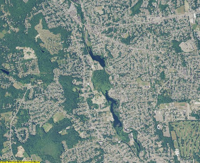 Providence County, Rhode Island aerial photography