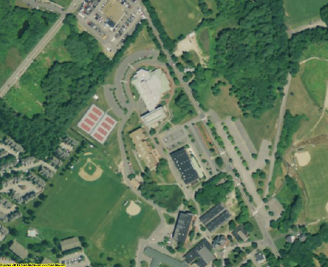 Rockingham County, NH aerial photography detail
