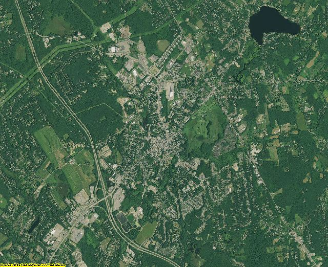Rockingham County, New Hampshire aerial photography