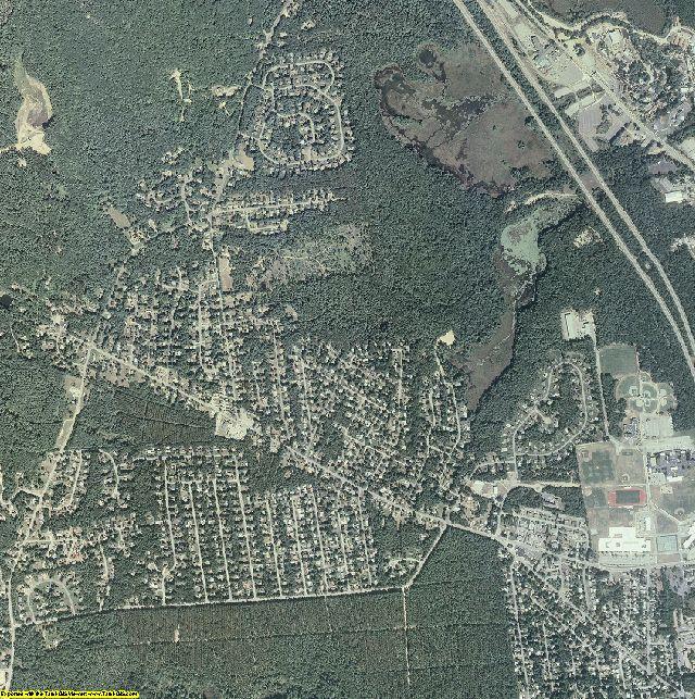 Warren County, New York aerial photography
