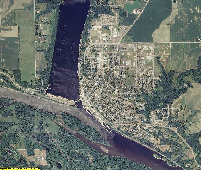 Washington County, Minnesota aerial photography