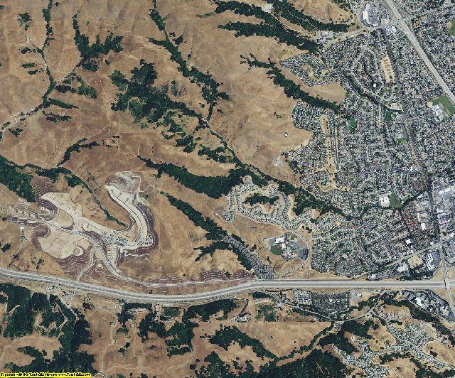 Alameda County, California aerial photography