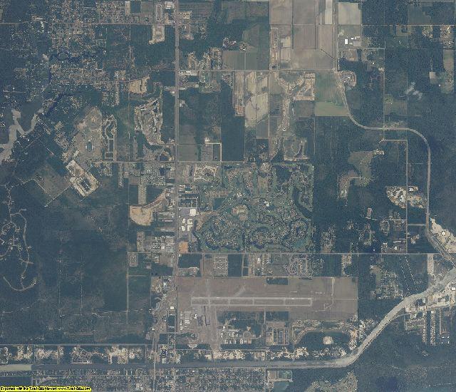 Baldwin County, Alabama aerial photography