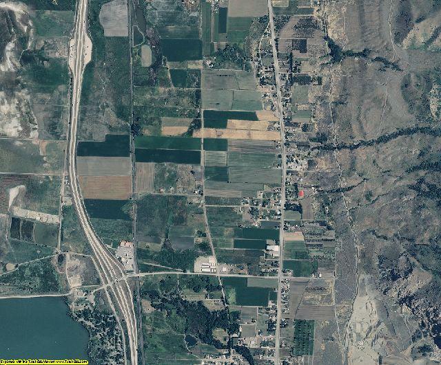 Box Elder County, Utah aerial photography