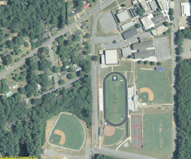 GA aerial photography detail