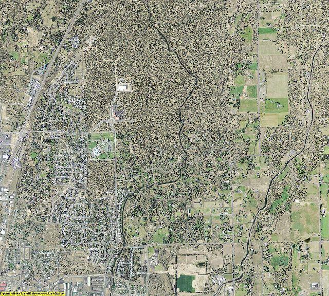Deschutes County, Oregon aerial photography