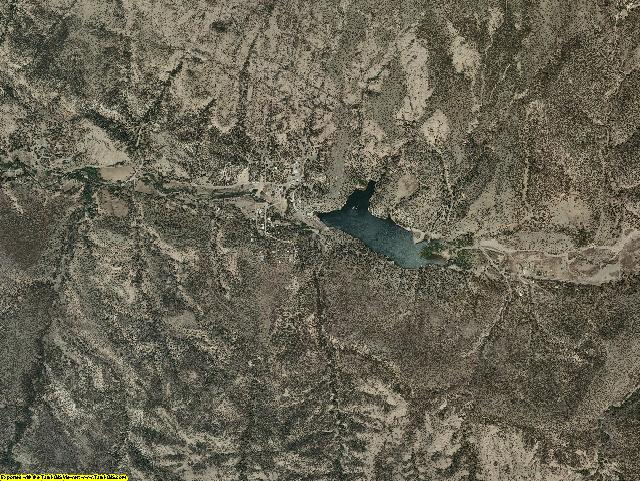 Grant County, New Mexico aerial photography