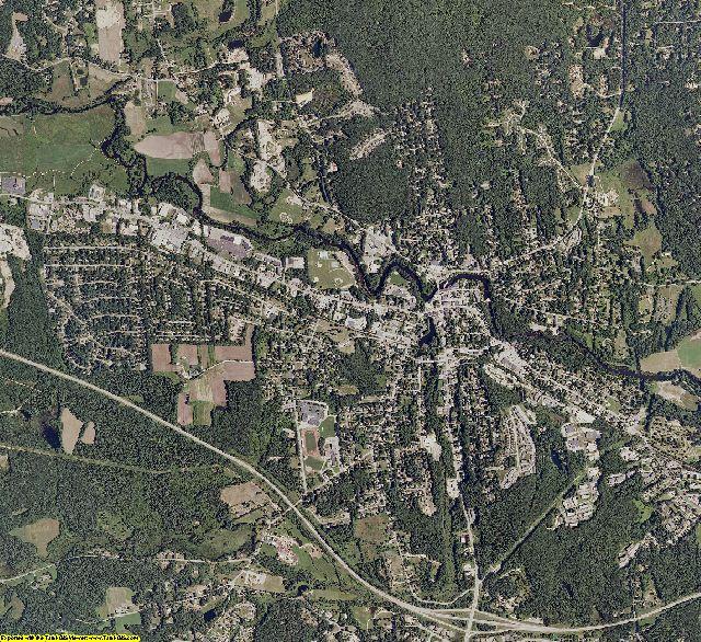 Hillsborough County, New Hampshire aerial photography
