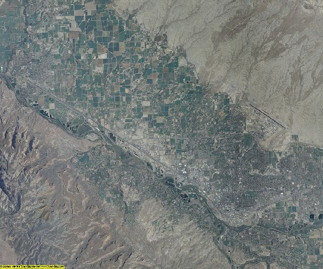 Mesa County, Colorado aerial photography