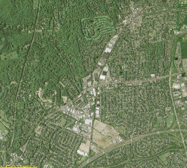 Nassau County, New York aerial photography