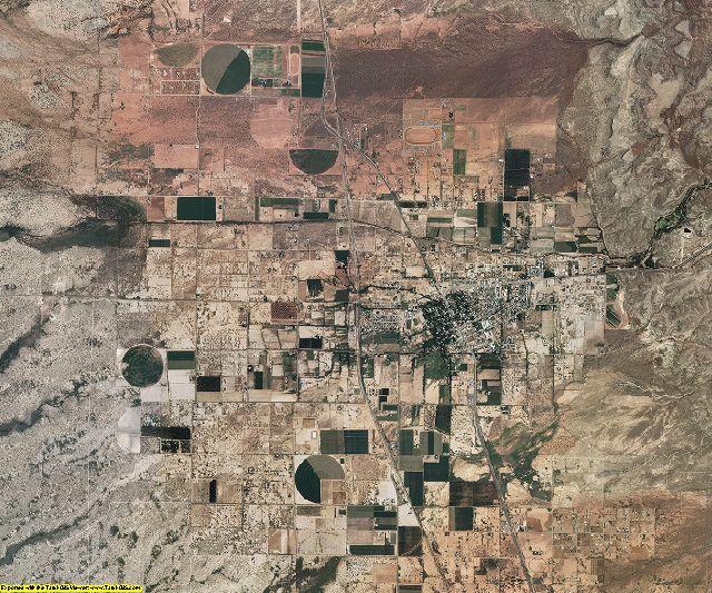 Otero County, New Mexico aerial photography