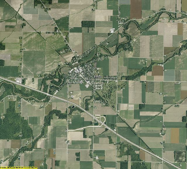 2009 ottawa county  ohio aerial photography