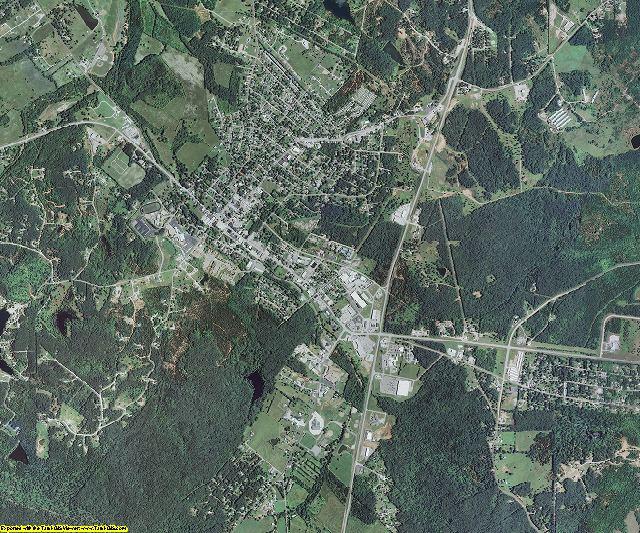 Washington County, Missouri aerial photography
