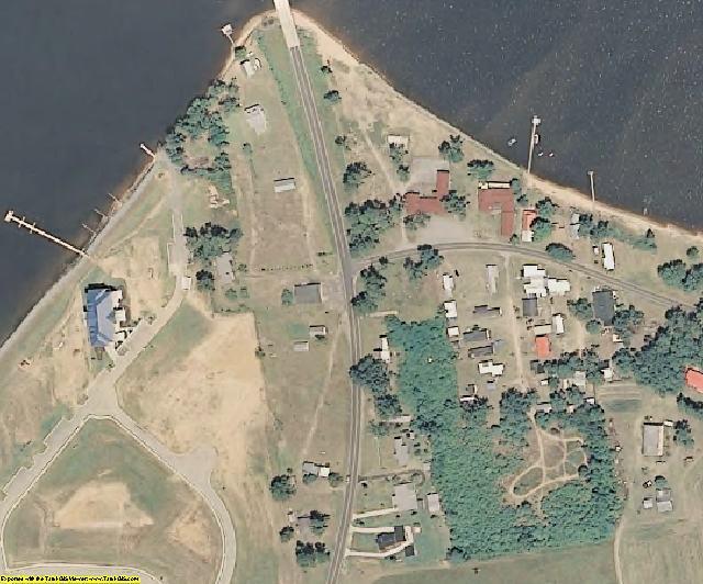 Washington County, NC aerial photography detail