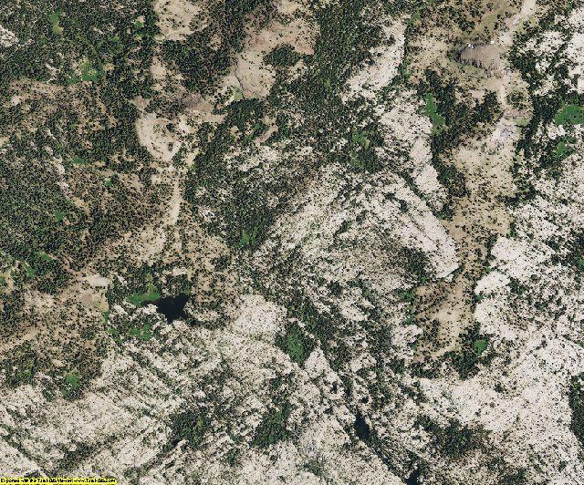 Alpine County, California aerial photography