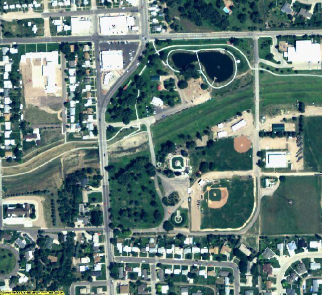 Cheyenne County, NE aerial photography detail