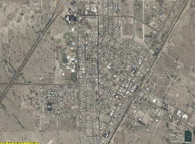 Cochise County, Arizona aerial photography