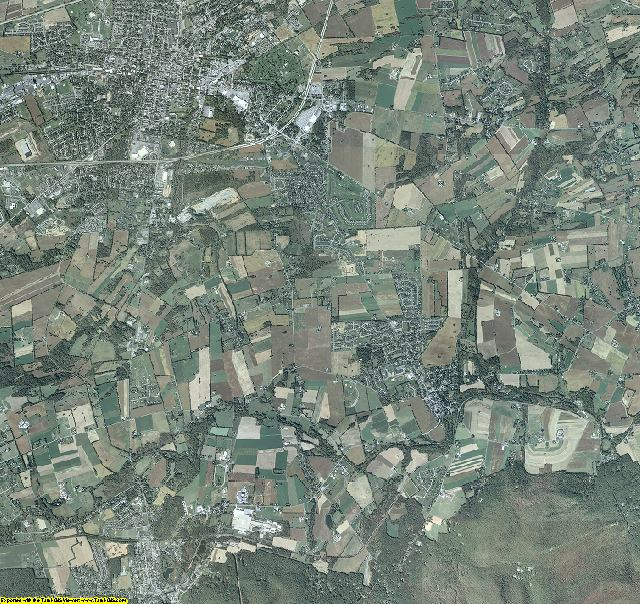 Pennsylvania aerial photography