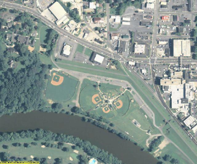 Floyd County, GA aerial photography detail