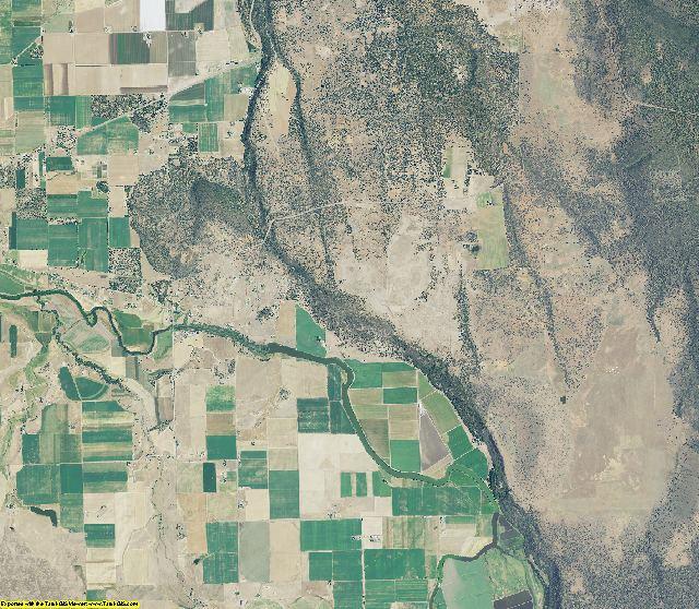 Lassen County, California aerial photography