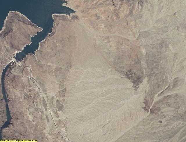 Mohave County, Arizona aerial photography
