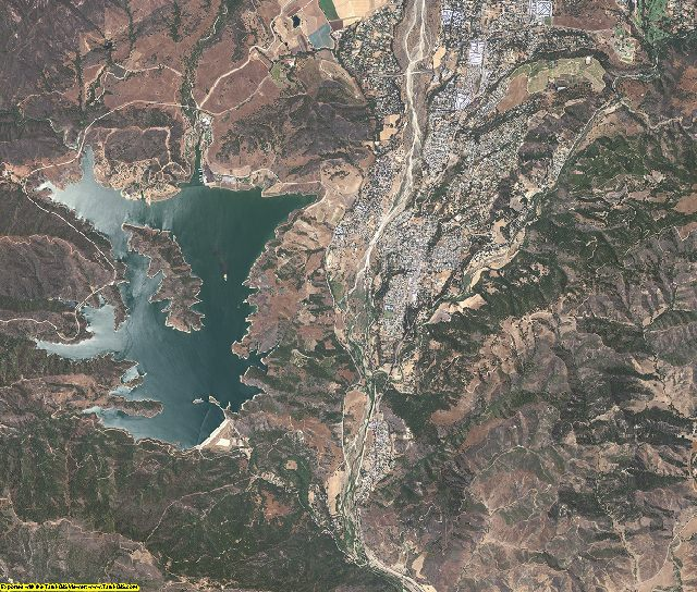 Ventura County, California aerial photography