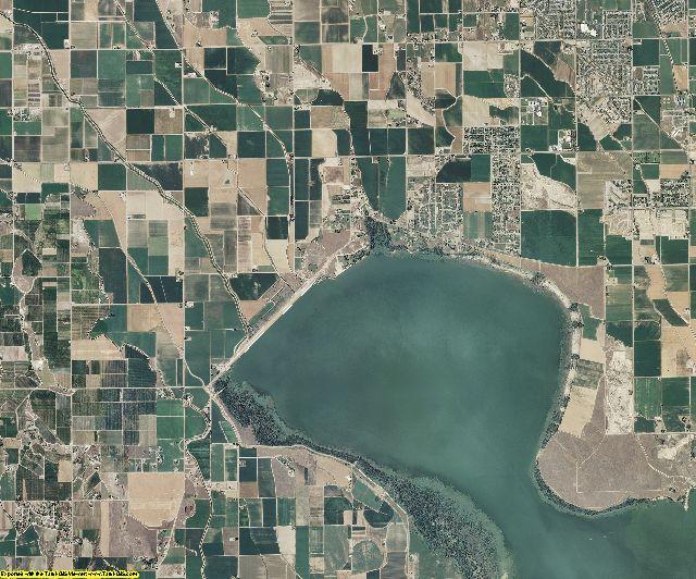 Canyon County, Idaho aerial photography
