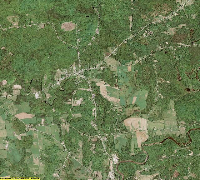 Herkimer County, New York aerial photography