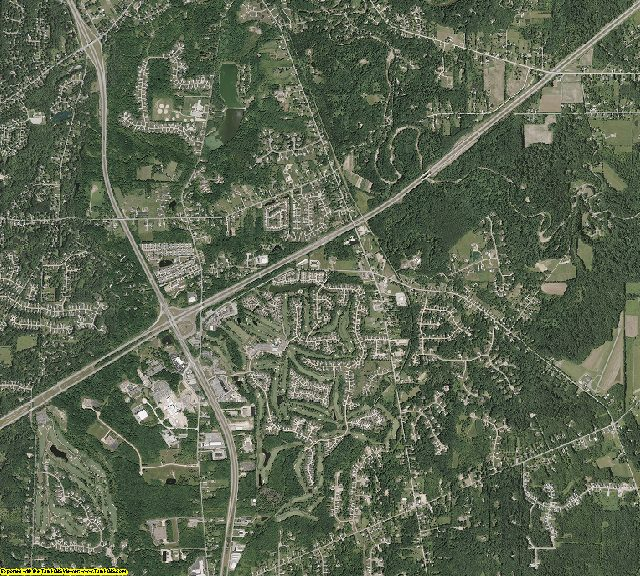 Lake County, Ohio aerial photography