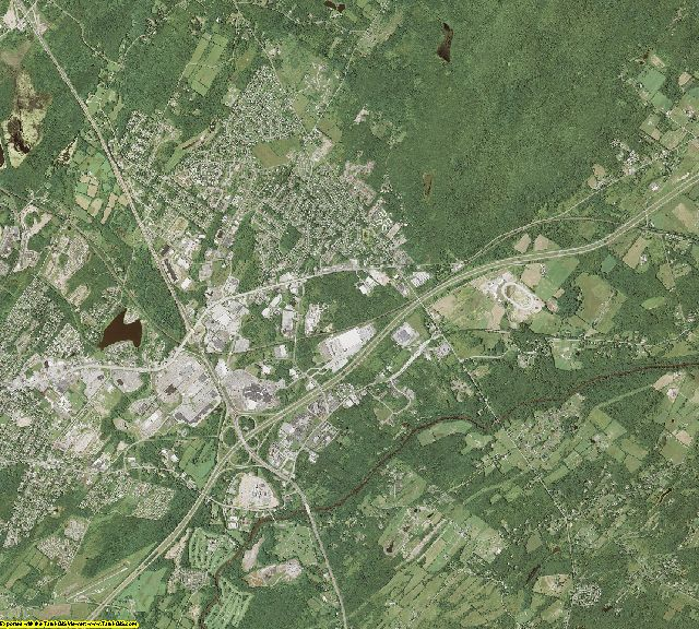 Orange County, New York aerial photography