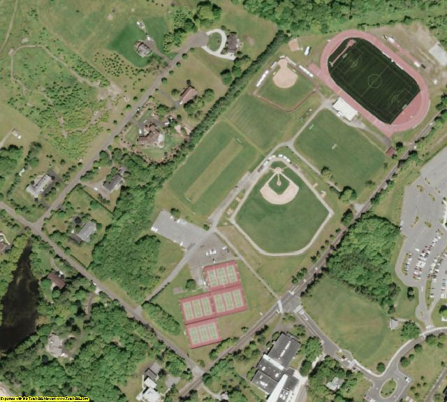 Rockland County, NY aerial photography detail