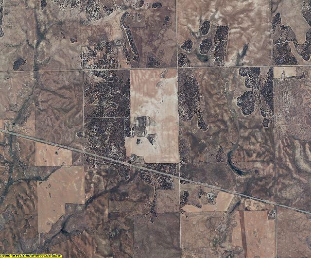 San Juan County, Utah aerial photography