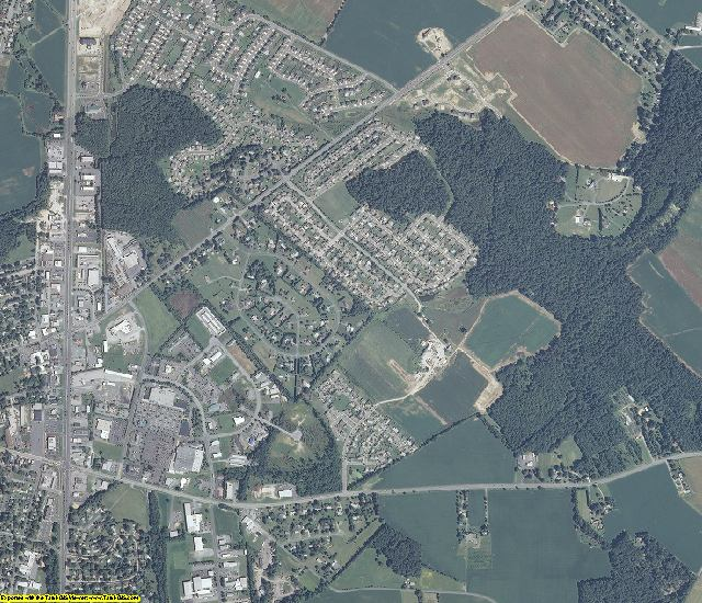 Talbot County, Maryland aerial photography