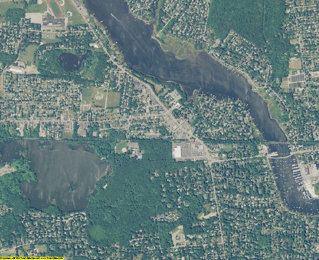 Bristol County, Rhode Island aerial photography