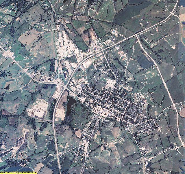 Washington County, Kentucky aerial photography