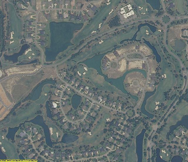 Baldwin County, AL aerial photography detail