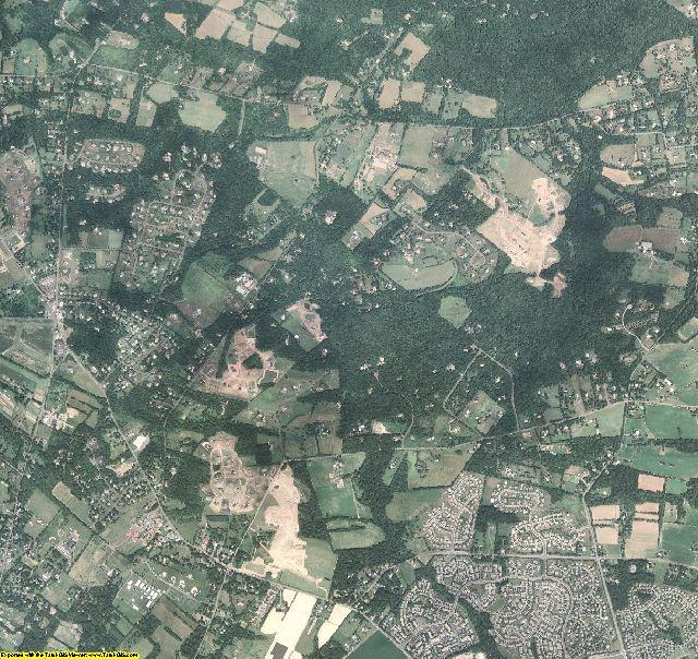 Bucks County, Pennsylvania aerial photography