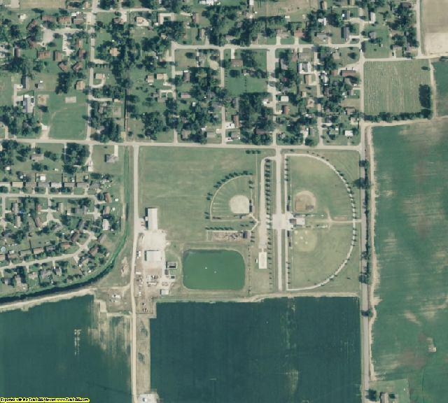 Craighead County, AR aerial photography detail