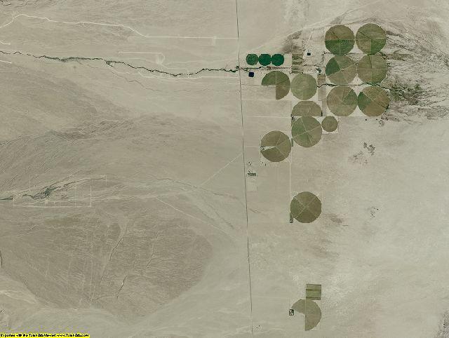 Esmeralda County, Nevada aerial photography