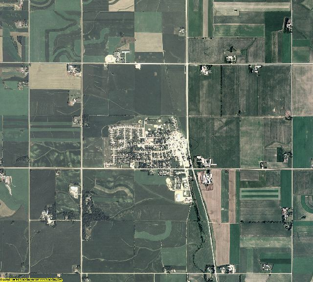 Goodhue County, Minnesota aerial photography